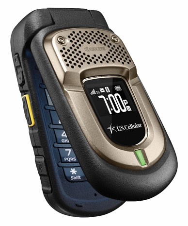 Kyocera DuraPro keeps the rugged flip phone alive on US Cellular for $100