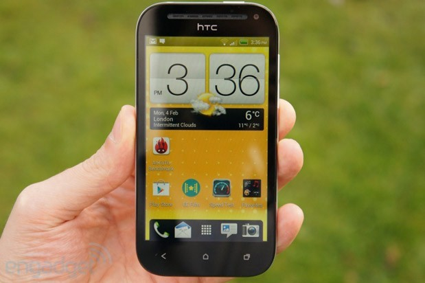 HTC One SV review a middleweight performer that's not just a pretty face