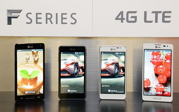 LG Optimus F5 and F7 smartphones now official with LTE connectivity and Jelly Bean