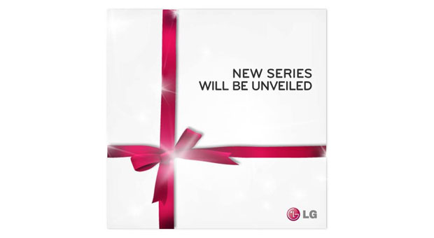 LG teases 'new series' of mobile phones, not much else
