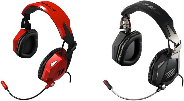 Mad Catz FREQ 7 gaming headset includes EQ, not as much FR