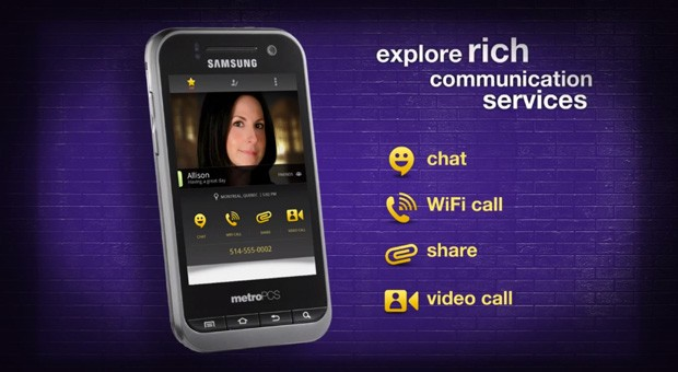 MetroPCS widens Rich Communications Services to all North American carriers