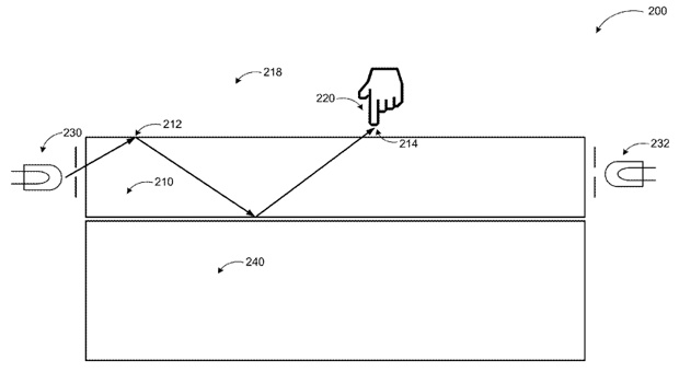 Microsoft patent application would automatically disinfect our grimy touchscreens