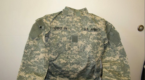MIT and US Army crafting uniforms with stealthy fiberoptic communication, sensors