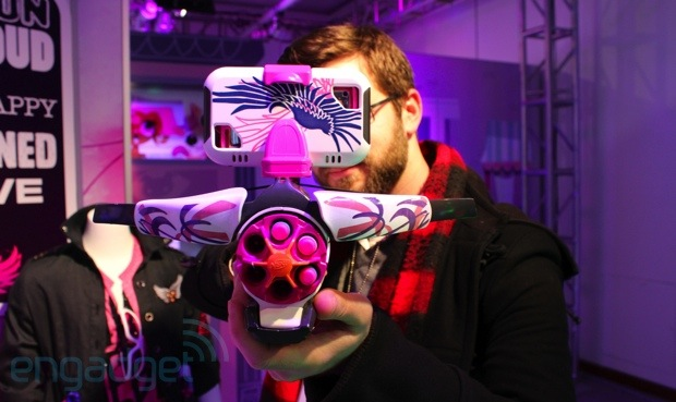 NERF Rebelle hands-on