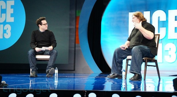 Valve working with J.J. Abrams' Bad Robot on game and movie collaborations