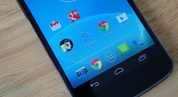 Android 422 spreads to Nexus 4 owners with new battery sounds