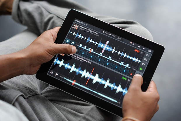 Native Instruments announces Traktor DJ for iPad, brings the mix to iOS