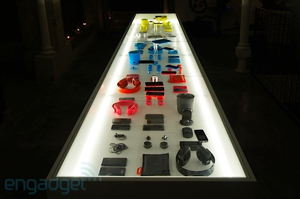 Visualized Nokia's product smorgasbord at MWC 2013