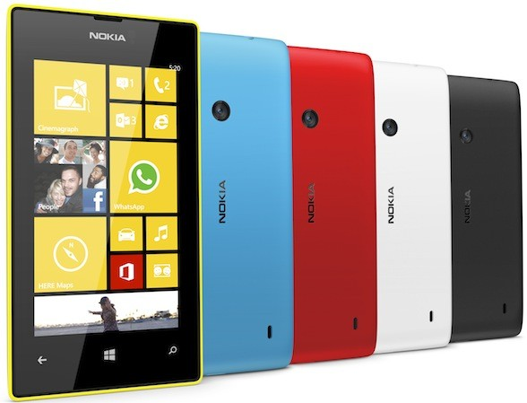 Nokia Lumia 520 announced, ready to bring WP8 and dualcore to emerging markets for $180