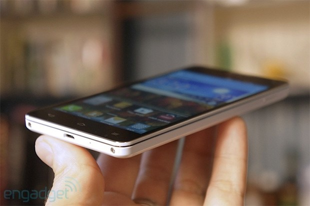 LG demonstrates Optimus G TDLTE prototype, promises range of LTE smartphones for China Mobile