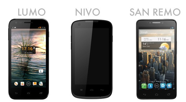 Orange\'s Europe-bound trio of branded phones includes its first 4G handset