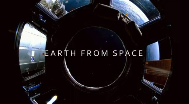 NOVA's Earth From Space documentary shows us our connected planet from above video