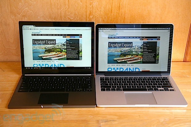 Chromebook Pixel review another impractical marvel from Google