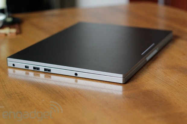 Engadget Giveaway win one of two ChromeBook Pixels, courtesy of Gogo Inflight!