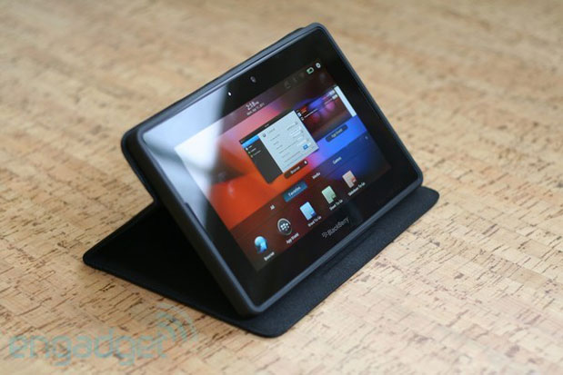 BlackBerry exec allegedly confirms a new BlackBerry 10 tablet will launch in 2013