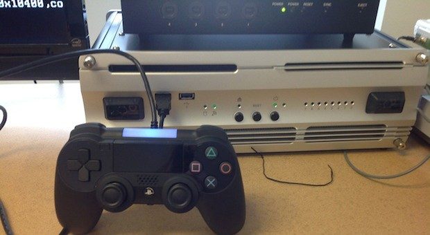 Take a look at the next PlayStation's prototype controller