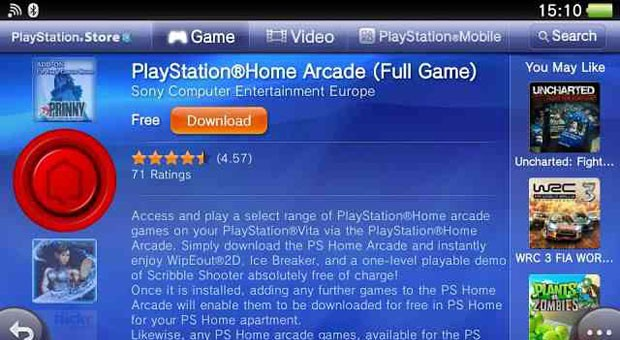 PlayStation Home Arcade brings parts of Sony's Second Lifeesque world to PlayStation Vita