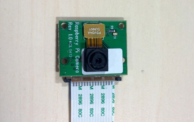 Raspberry Pi $25 camera hardware finalized, won't be available for 'at least a month'