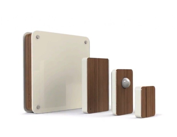 DNP Scout home security protects your pad without compromising your feng shui video