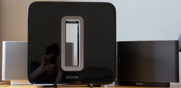 Sonos app gets universal favories, widget on Android and iPhone 5 tweaks
