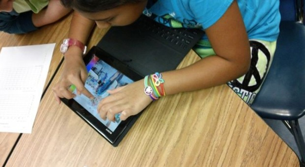 Sony K12 initiative puts the Xperia Tablet S into schools