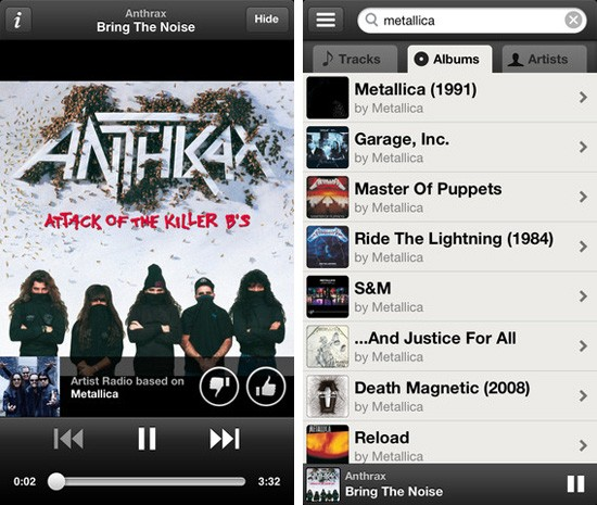 Spotify for iOS gets its muchneeded interface makeover