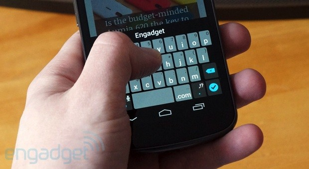 SwiftKey 4 launches with Flow, personalized recommendations handson