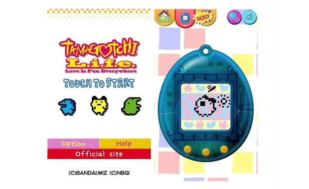 DNP Tamagotchi celebrates its super sweet 16 with an Android app, Ferrari cake nowhere in sight