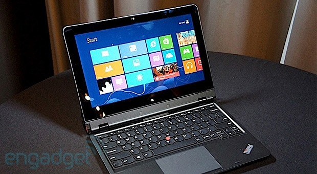 Lenovo delays ThinkPad Helix, eyes a spring release
