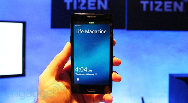 France TelecomOrange will release Tizen 20 devices from Samsung and Huawei this year