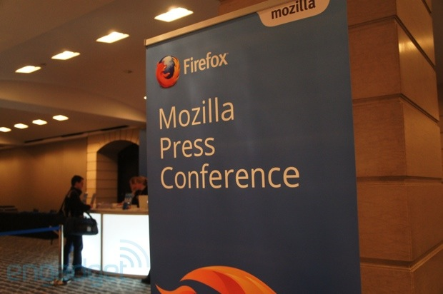 Live from Mozilla'sMWC 2013 press event!
