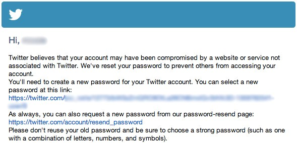 Twitter warns of concerted hacking attempt, says 250,000 might be affected