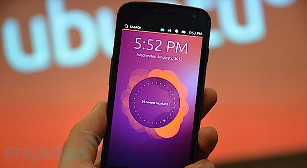 ubuntu smartphone Ubuntu smartphones set for October launch in two markets