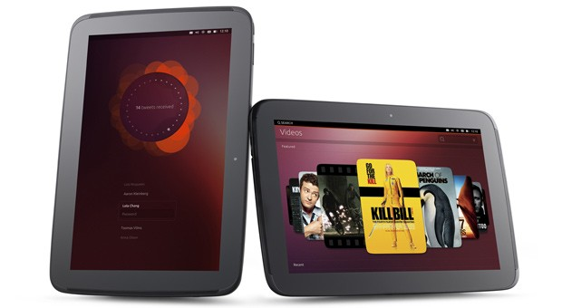 Ubuntu for tablets revealed