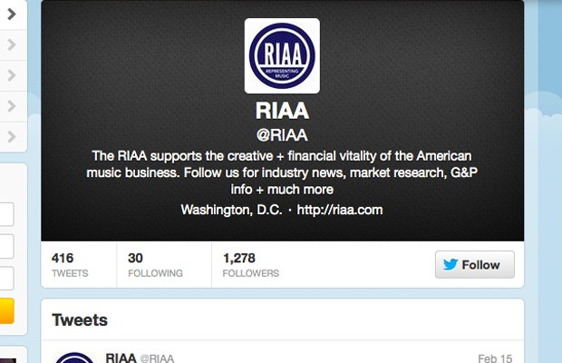 RIAA takedown requests and ad complaints are missing an opportunity