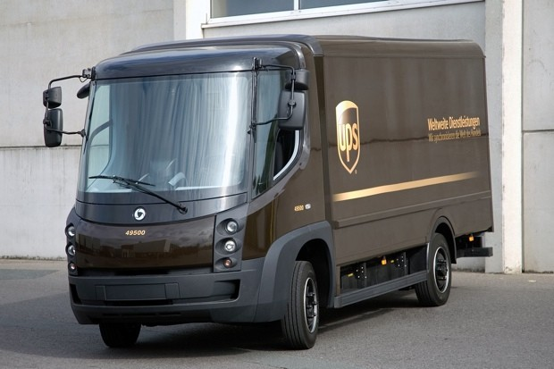 UPS takes 100 EVs on the road in California, makes delivering packages ecofriendlier