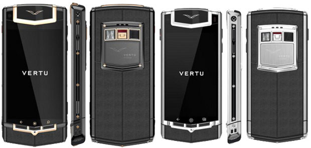 Vertu's first Android