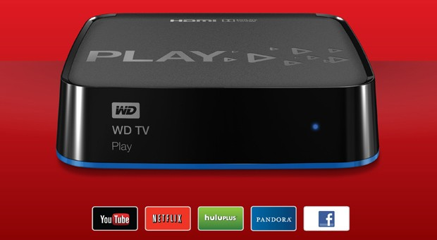 Western Digital unveils WD TV