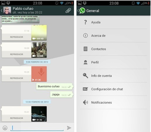 WhatsApp for Android gets Holothemed makeover in latest beta
