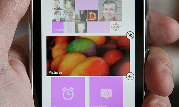 Windows Phone 78 handson cosmetically yours