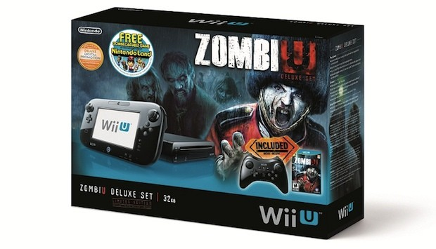 Nintendo announces new ZombiU Deluxe Set Wii U bundle