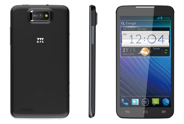 ZTE announces Grand Memo first Android smartphone with 15GHz Snapdragon 800 processor