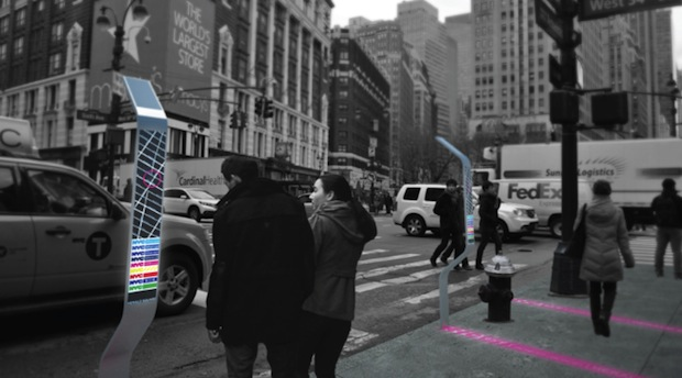 NYC awards six Reinvent Payphones finalists, asks public to select favorite via Facebook