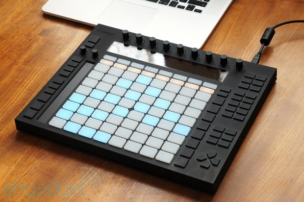DNP Ableton Push review a dedicated controller for the Live faithful