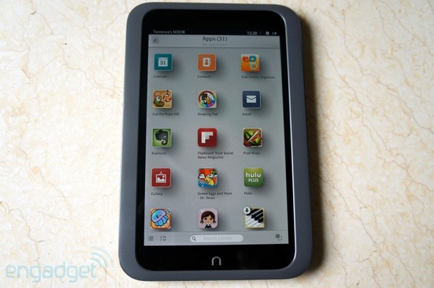 Barnes & Noble's Nook Free Fridays now include apps, start with a hefty deal