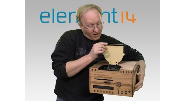 Ben Heck combines PS3, Xbox 360 and WiiU into one console to rule them all
