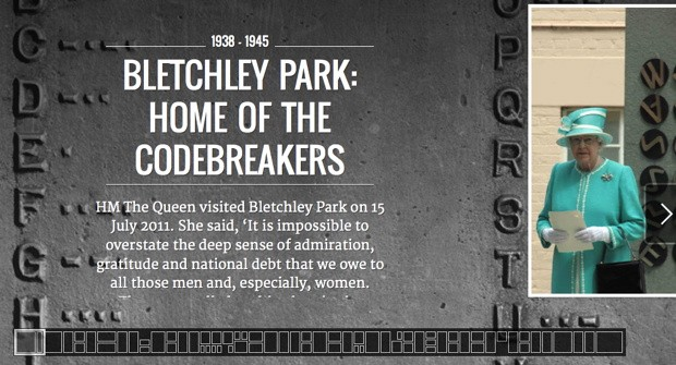 Bletchley Park, home &#111;&#102; &#116;&#104;&#101; codebreakers, comes &#116;&#111; Googles Cultural Institute video