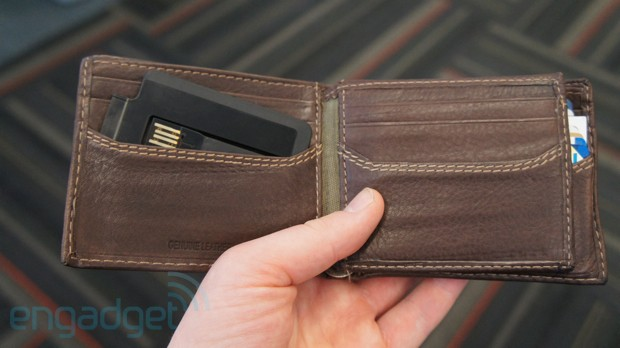 ChargeCard pocket iPhone charger starts shipping, we go hands and walletson