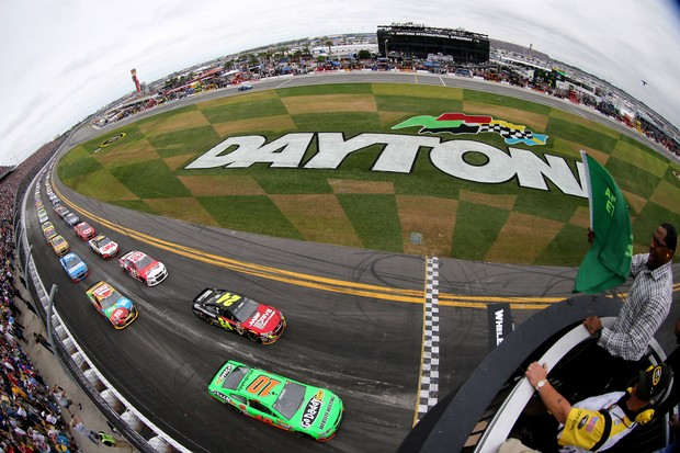 DNP The racing line Exploring NASCAR's technological dichotomy
